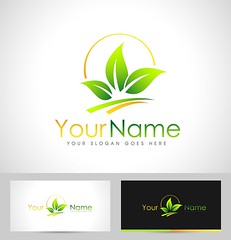 Leaf Logo Concept (royaldexigns) Tags: abstract advertising background brand branding business card company concept corporate creative design elements flat graphic icon illustration modern pictogram shape style symbol template leaf leaves leafs leaflogo leaveslogo cosmetic cosmeticslogo green greenleaf greenleafs ecoleafs