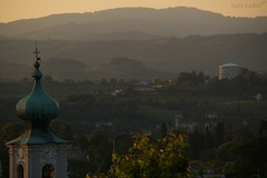 Tramonto sul Collio (luca.cadez) Tags: brda collio gorizia paesaggi