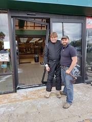 After Breakaway door (Dustin Ledden) Tags: stunts breakaway glass special effects arrow gag actors reliant movie film