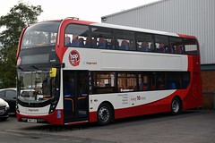 Stagecoach South West 15306 - YN67YJO (Northern Southerner) Tags: scania alexanderdennis birmingham hop12 bus enviro400 stagecoach
