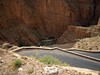 On the road @ Dadès Gorges (Rick & Bart) Tags: rickvink morocco maroc rickbart olympuse510 landscape nature المغرب valléedudadès desert dadèsgorges road windingroad everydayisawindingroad