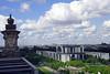 Chancellery building - view from the Reichstag building, Berlin (SomePhotosTakenByMe) Tags: chancellerybuilding kanzleramt bundeskanzleramt urlaub vacation holiday berlin germany deutschland stadt city mitte downtown innenstadt outdoor panorama gebäude building architektur architecture