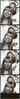 Photoautomat (Walt Jabsco) Tags: berlin germany ddr gdr photoautomat photobooth blackandwhite me cath 50thbirthdaycelebrations
