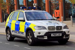 Merseyside Police BMW X5 Armed Response Vehicle (PFB-999) Tags: merseyside police bmw x5 4x4 armed response vehicle car unit arv firearms lightbar grilles fendoffs leds pn10lao