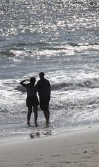 2017-281 A Couple on the Beach