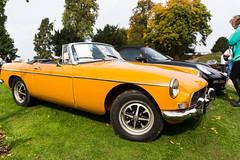 MG Orange (Edd144) Tags: nikon d7100 sigma 1835 18 hinckley car show auto automobile vehicle cars motor motorbike motorcycle cycle engine vintage classic mg