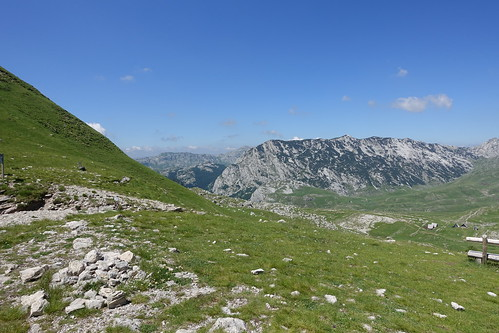 The Sedlo Pass, Montenegro