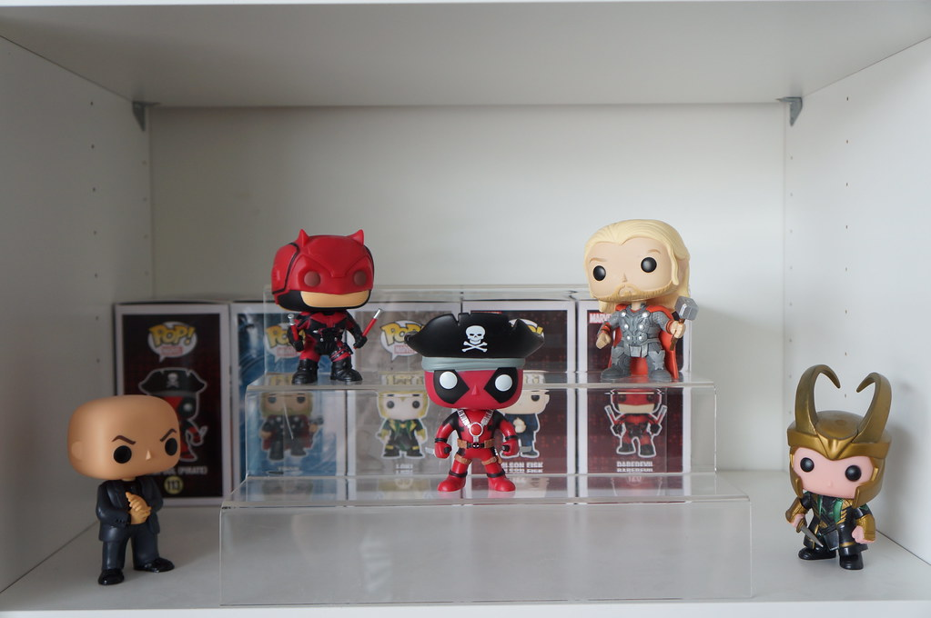 DSC05719 (Kirayuzu) Tags: Wohnzimmer Sammlung Regal Shelf Funko Funkopop  Pop Figuren Figures Marvel