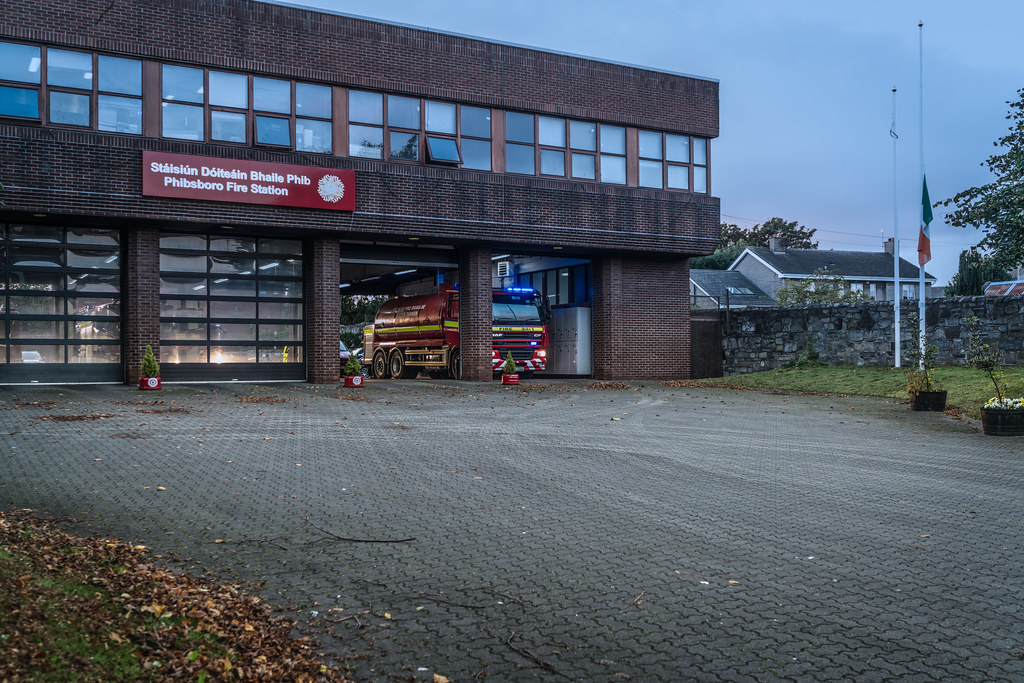 MORE PHOTOGRAPHS OF No. 3 FIRE STATION [PHIBSBORO 5 OCTOBER 2017]-133253