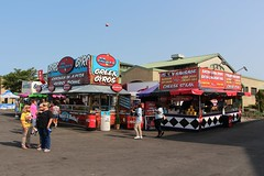Cheese Steak (demeeschter) Tags: usa new york state fair syracuse city town attraction market games rides livestock animals farm food show