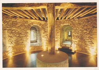 Kilkenny Castle - Medieval Room. Ireland
