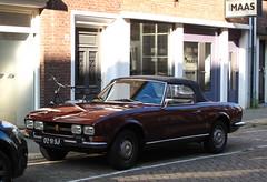 1971 Peugeot 504 Cabriolet B12 (rvandermaar) Tags: 1971 peugeot 504 cabriolet b12 peugeot504 peugeot504cabriolet sidecode2 0211sj
