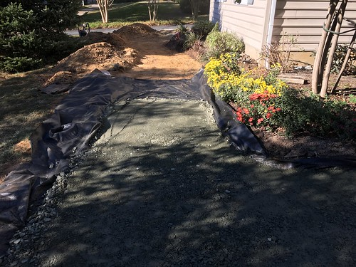 Current Project (Walkway)