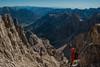 Seeking out (gregorio_rossi) Tags: cridola mountain montagna friuli hiking alpinism parco dolomiti friulane forni