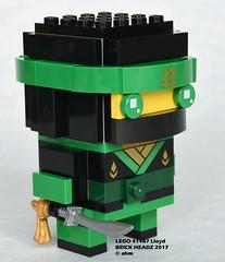 LEGO 41487 Lloyd (KatanaZ) Tags: lego41487 lloyd lego brickheadz ninjago thelegoninjagomovie