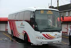 Bus Eireann VC305 (03D46356). (Fred Dean Jnr) Tags: buseireann june2005 limerick volvo b12b caetano enigma buseireannroute51 vc305 03d46356