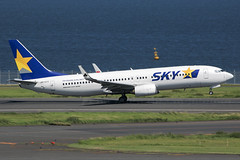JA737T B737-800 Skymark (JaffaPix +5 million views-thanks...) Tags: ja737t b737800 b737 b738 737 boeing skymark sky airliner hanedaairport tokyohaneda aircraft airport davejefferys jaffapix airplane aeroplane jaffapixcom rjtt haneda hnd tokyoairport aviation japan flying flight runway airline planespotting
