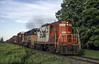 There Was a Lot to Like About those Summer Evening Westbounds (ac1756) Tags: soo sooline lakestates soosubdivision emd gp9 4232 12 mp447 troutlake michigan