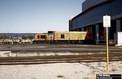 2654 F40 Forrestfield 17 December 1981 (RailWA) Tags: railwa philmelling westrail 1981 f40 forrestfield