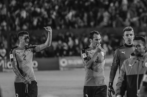 Uruguay 4 - Bolivia 2 | Camino a Rusia! | 171011-0269-jikatu