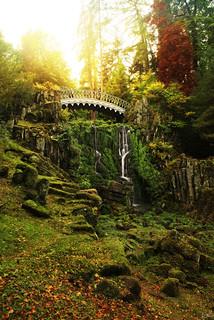 Mountainpark Wilhelmshöhe - Devils Bridge