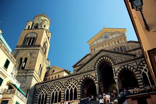 Duomo di Amalfi (イタリア-アマルフィ)