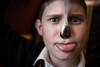 spoonose-4559.jpg (Jon Mills Photography) Tags: portrait tongue expression headshot amusing shirt photo365 nose boy uniform male funny spoon school daft happy person