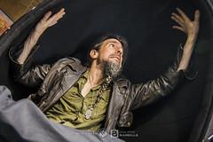 """Ron """"Bumblefoot"""" Thal (Philippe Bareille) Tags: ron bumblefoot thal ronthal heavymetal guitarist grunge neoclassicmetal doubleneck doubleneckguitar fretlessguitar promotion paris france music canoneos6d eos 6d portrait artist rockband hardrock rock musicwavesfr 2017"""