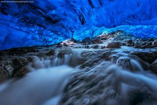 The Ice Cave @ Vatnajokull, Iceland
