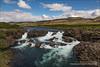 Cascada Glanni, Vesturland (Islandia)