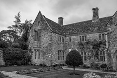 20171015-IMGP0717 (rob mulf) Tags: nymans blackwhite pentax westsussex greatbritian england outdoors nature