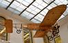 Dresden Verkehrsmuseum, de eendekker de Blériot XI uit 1909, Duitsland 2017 (wally nelemans) Tags: dresden verkehrsmuseum eendekker eindecker monoplane blériotxi duitsland deutschland germany 2017