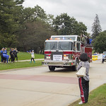 "<b>Homecoming Parade</b><br/> Saturday morning the Homecoming Parade commenced. The parade was put on by SAC, Student Activities Council. Photo Taken By: McKendra Heinke Date Taken: 10/7/17<a href=""//farm5.static.flickr.com/4446/37755940541_6c064a0ff2_o.jpg"" title=""High res"">∝</a>"