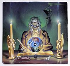 A0429 IRON MAIDEN Seventh Son of Son (vinylmeister) Tags: vinylrecords albumcoverphotos heavymetal thrashmetal deathmetal blackmetal vinyl schallplatte disque gramophone album