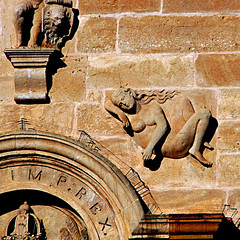 Antequera, Real Colegiata de San Sebastián (pom.angers) Tags: naked nude antequera canoneos400ddigital 2017 april spain andalusia europeanunion sculpture church religion woman 100 200 300 5000 10000