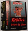 exodus - bonded by blood - cassette tape (X2N) Tags: exodus bondedbyblood cassette tape metal punk x2n
