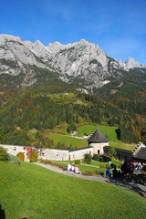 PA114794 (RiverboyChen) Tags: 國外旅遊 歐洲 奧地利 維爾芬 鷹堡 hohenwerfencastle