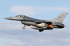 (scobie56) Tags: general dynamics f16c fighting falcon 880413 av 510th fighter squadron 31st wing aviano air base italy usafe united states force europe 40th flight test eglin florida beechcraft aqm37 jayhawk airlaunched supersonic target drone exercise joint warrior 172 formidable shield