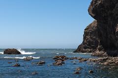 Hwy 101 CA-OR July 2018-45 (ntisocl) Tags: 2017 canon1dmarkiii canonef2470mmf28lusm hwy101 oregon oregoncoasthwy oregoncoast pacificnorthwest pacificocean pistolriverbeach coastline roadtrip waves
