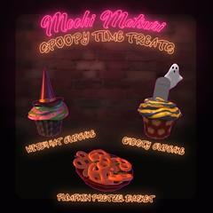 cupcakesandpretzels (Mochi Matsuri) Tags: secondlife spoopy halloween sl decorations spooky food sweets cake cookies shakes
