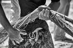 DSC_2307 s (ahcravo gorim) Tags: xávega torreira portugal mãos mar ahcravo gorim