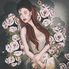 Dead Bride (eloen.maerdrym) Tags: sweetkajira thetrunkshow bride wedding halloween fall eloensotherworld releases roleplay rose death anybody naminoke bellvi oleander izzies onceuponanightmare hunt free freebies blood {aii} oxide sanarae ooostudio yourdream insol horror pukerainbows