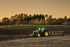 Last daylight (Fotos aus OWL) Tags: pflug pflügen deere johndeere schlepper traktor trekker abendlicht abendlich sonnenuntergang agriculture landwirtschaft