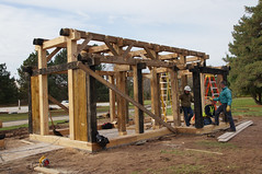 Viking House Construction-24