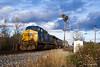 CSX St. Louis Line (tim_1522) Tags: railroad railfanning rail illinois il csx signals grs ac44cw generalelectric mixedfreight