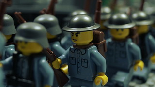 Lego: It's a long way to freedom