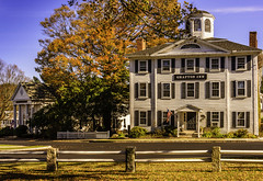 Grafton Town Common  October 27 2017 (Chad Straw Images) Tags: grafton graftonmassachusetts massachusetts autumn fall fallcolors colors leaves newengland travel traveling travelphotography beautiful amazing destinations explore photography landscape landscapes landscapephotography nikon nikonphotography nikond610 inns history historicplace historic nationalregistryhistoricplace