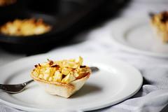 Amazing-apple-tortilla-bites-side-close-up (thetortillachannel) Tags: recipe video baking food tortilla apple bites vegan vegetarian sweet dessert tasty delicious yummy