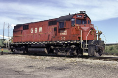 The Original GB&W RS27 (ac1756) Tags: greenbaywestern gbw greenbayroute alco rs27 310 wisconsinrapids wisconsin