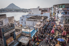 Rajasthan - Pushkar - Street Festival-5